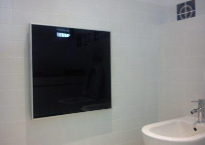 promiennik podczerwieni szklany 325 panel grzewczy na podczerwień szklany w ramce promiennik ciepła grzejnik na podczerwień
