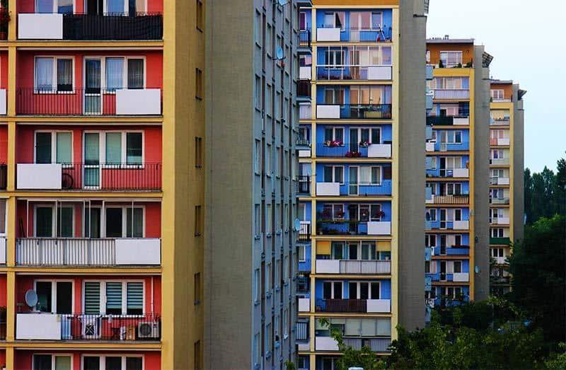 Energomodernization in buildings