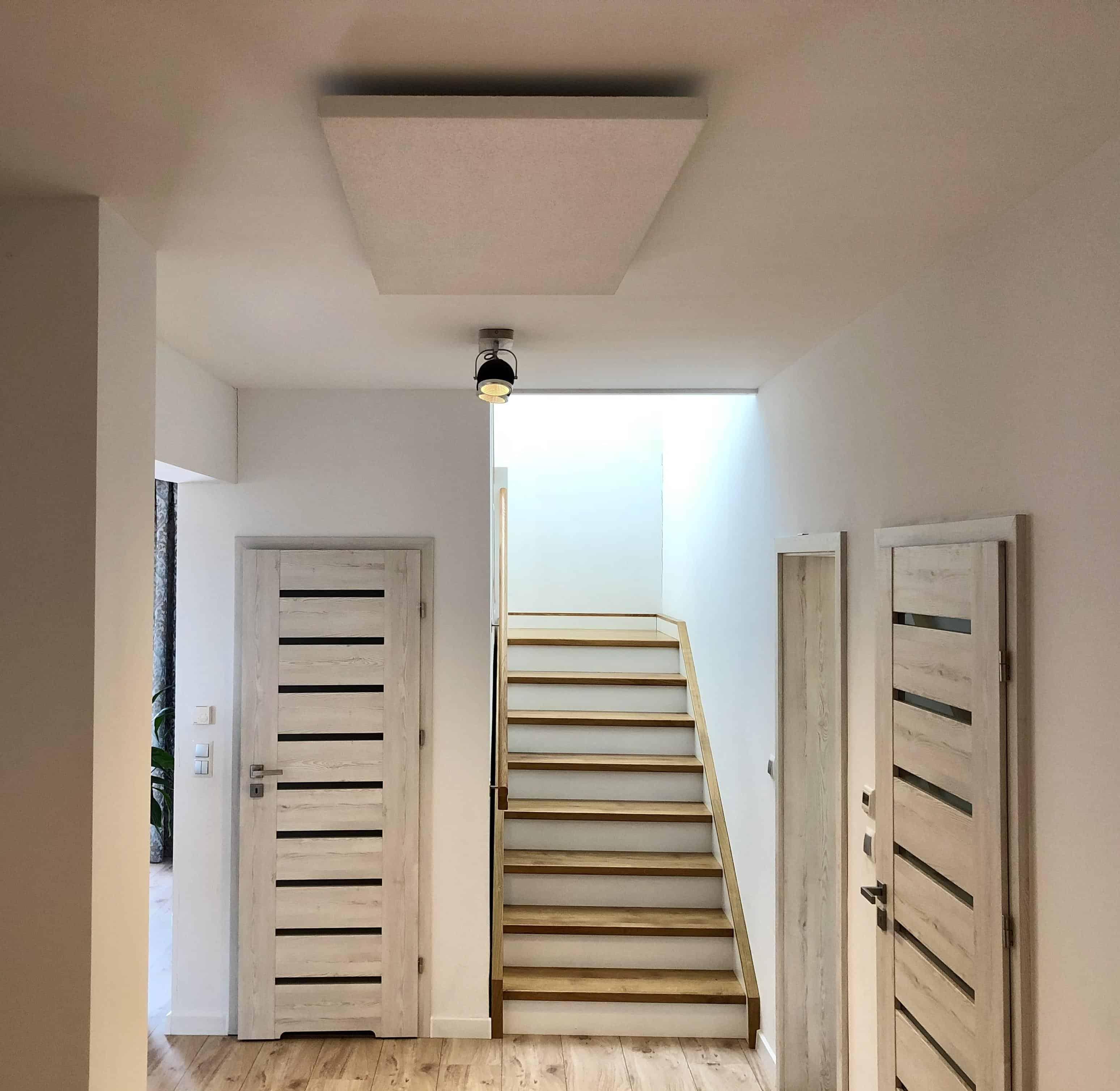 korytarz - Promienniki standardowe