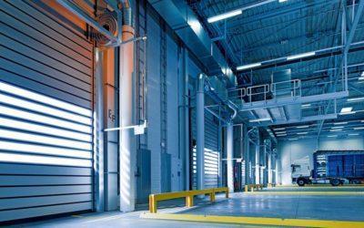 Halls, warehouses