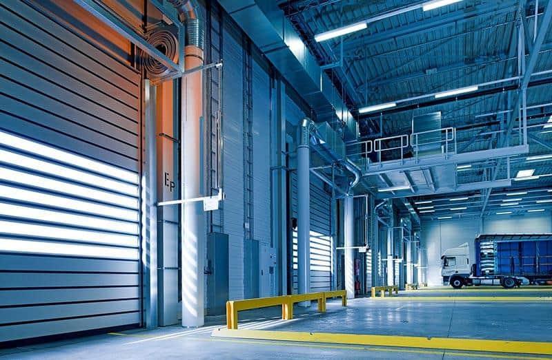 industrial hall 1630742 01 - Hallen und Lagerräume