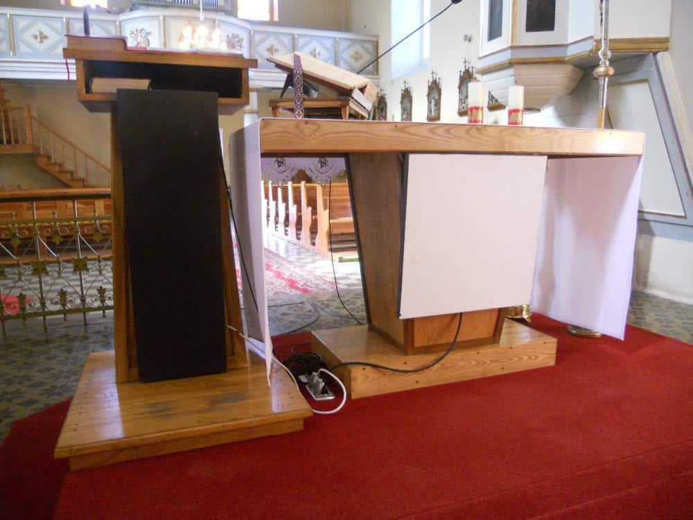 rotal promiennik ogrzewanie kosciola 1 - Kościoły