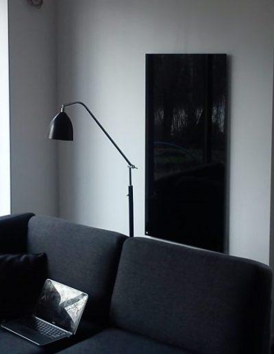 promiennik ciepła ogrzewanie elektryczne na podczerwień panele grzewcze na podczerwień ogrzewanie podczerwienią promienniki szklane nowoczesne ogrzewanie