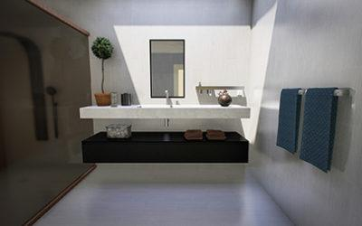 glass radiators and warm mirrors