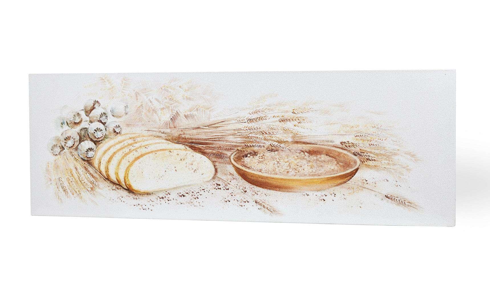 chleb 30 - Promienniki obrazy ręcznie malowane