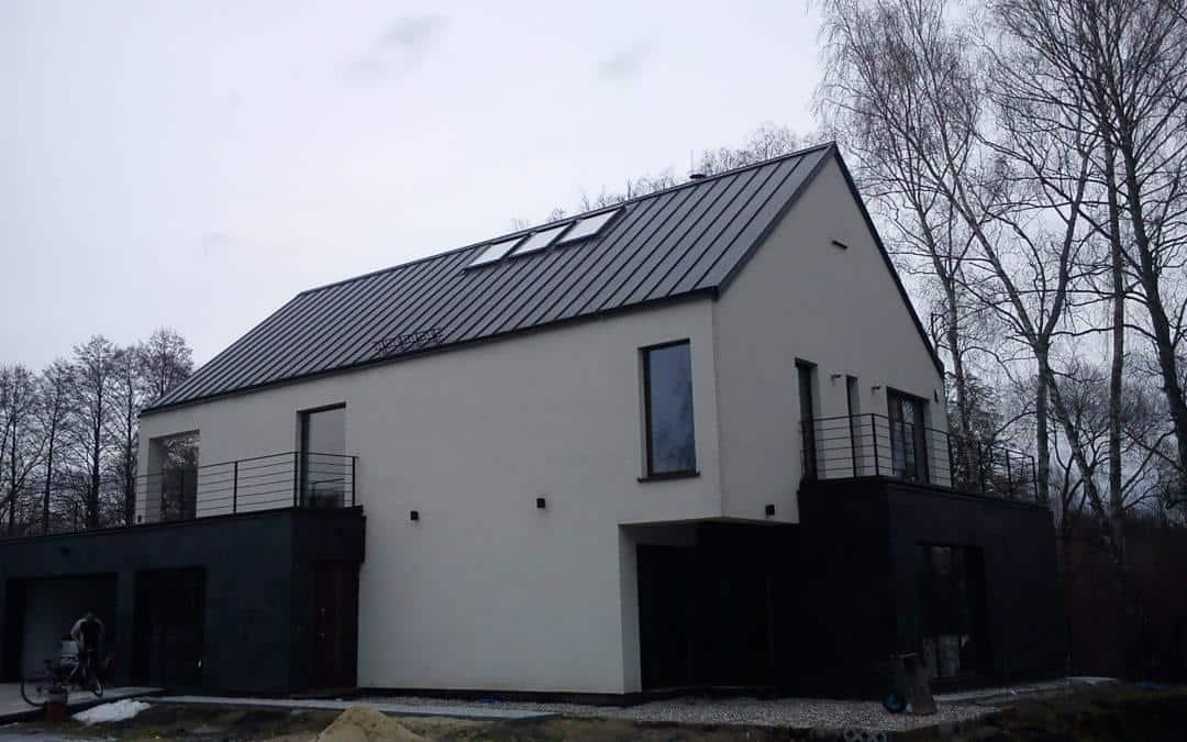 Home in Stara Owczarnia