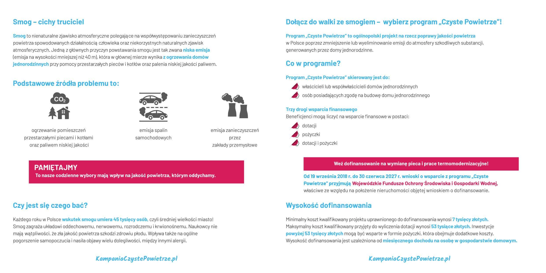 CZP broszura 210x210mm v2 02 - Program czyste powietrze